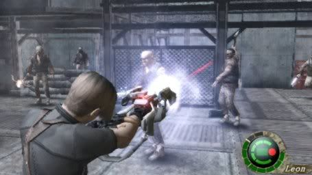 PS2 - Resident Evil 4 Resident4vsganados