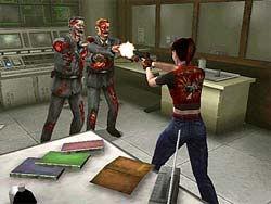 PS2 - Resident Evil X: Code Veronica Residentcodeveronicax