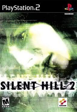 PS2 - SILENT HILL 2 Silenthill2