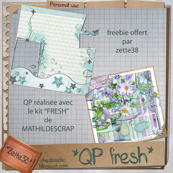 freebie de zette38    MAJ 26/10 PrviewQPfreshzette38600