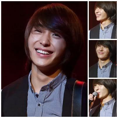 ¿Que piensas de la sonrisa de JongHun? Mylove
