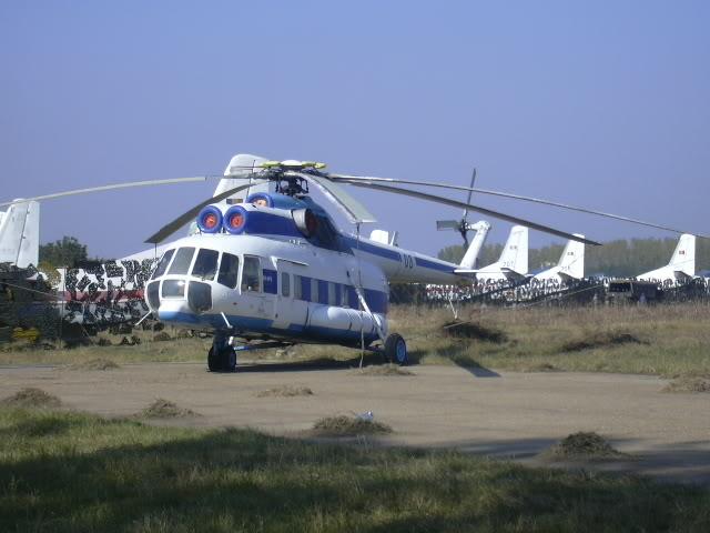 """Mi-8 cod NATO """" Hip """" DSCN0814"""