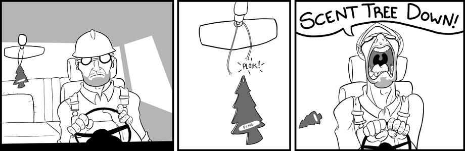 Jokes - Page 4 ScentTreeDown