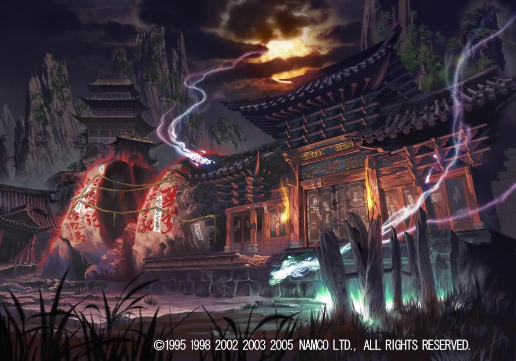 Kun Lun - (China) - Página 2 Ling-Sheng_Su_Ruin