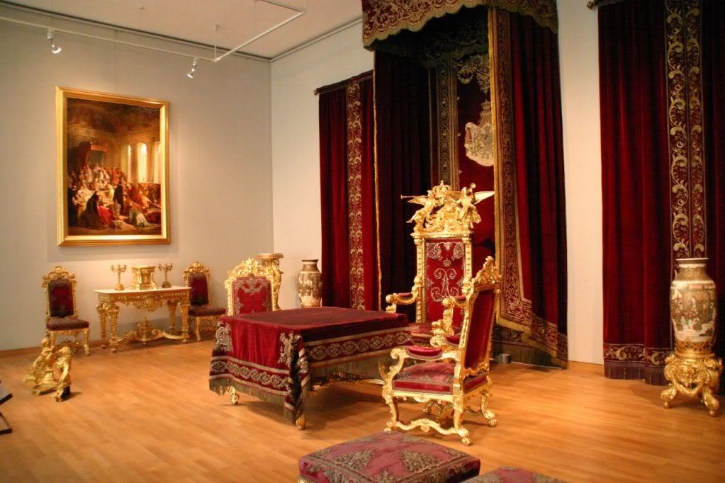 Exposition « Trônes en majesté, l'autorité et son symbole » - Page 3 367624989_523e91a4de_o