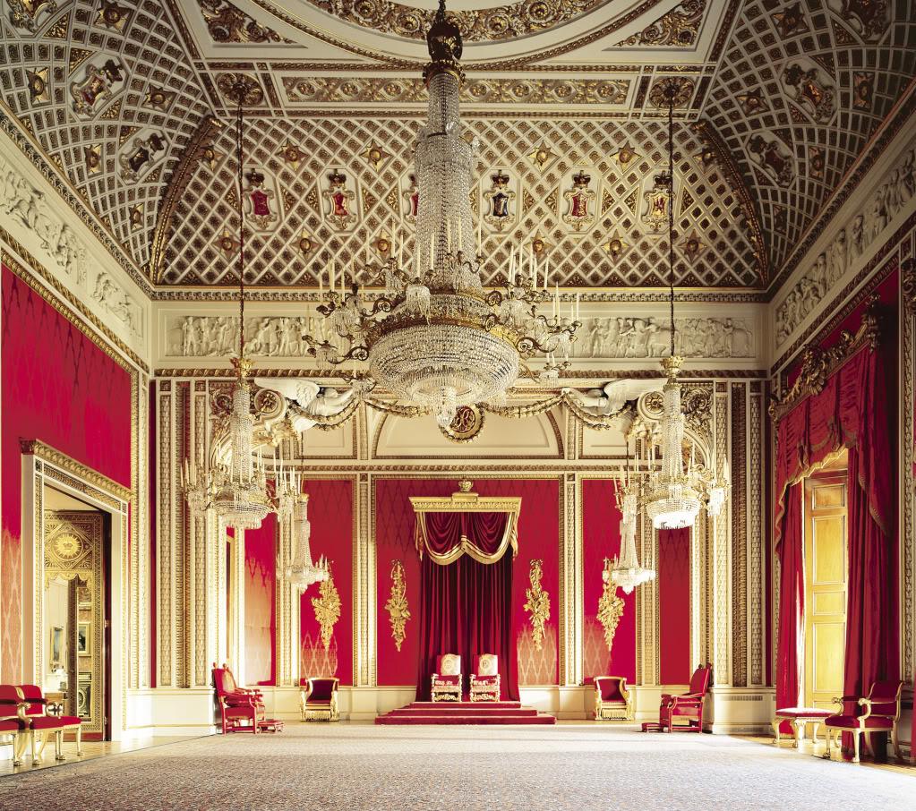 Exposition « Trônes en majesté, l'autorité et son symbole » - Page 3 4-ThroneRoom3