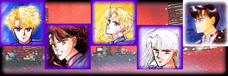 Titanium Graphics by TS Sailor Cronus Endymion-Shitennou