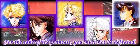 Titanium Graphics by TS Sailor Cronus Shitennou-sake-of-the-princ