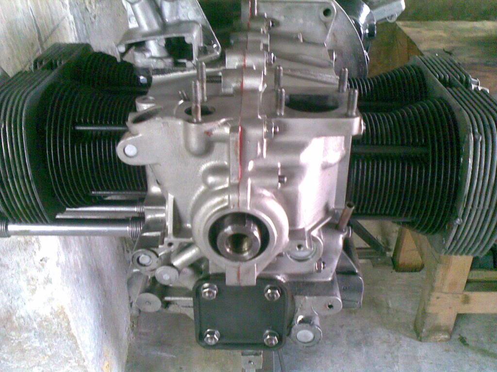 Restauro de um motor Flat4 do Carocha (antes e depois) 17102009001