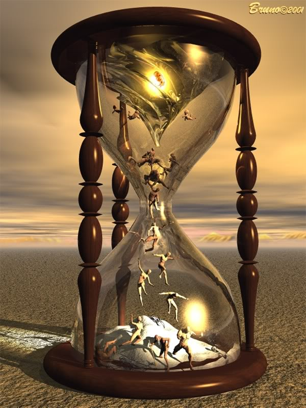 Avatars Le Temps Hourglass