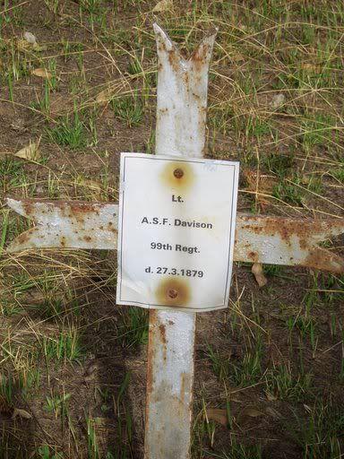 Lt A.S.F.Davison Eshowe035
