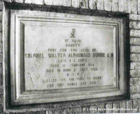 Walter Alphonsus Dunne (Commissariat) WalterAlphonsusDunne