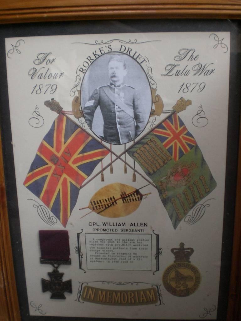 Re-dedication to Arthur Howard (Gunner Royal Artillery) 16th Sep 2012 073450ee