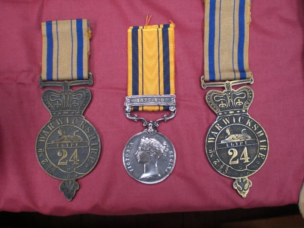 Re-dedication to Arthur Howard (Gunner Royal Artillery) 16th Sep 2012 66f21b3b