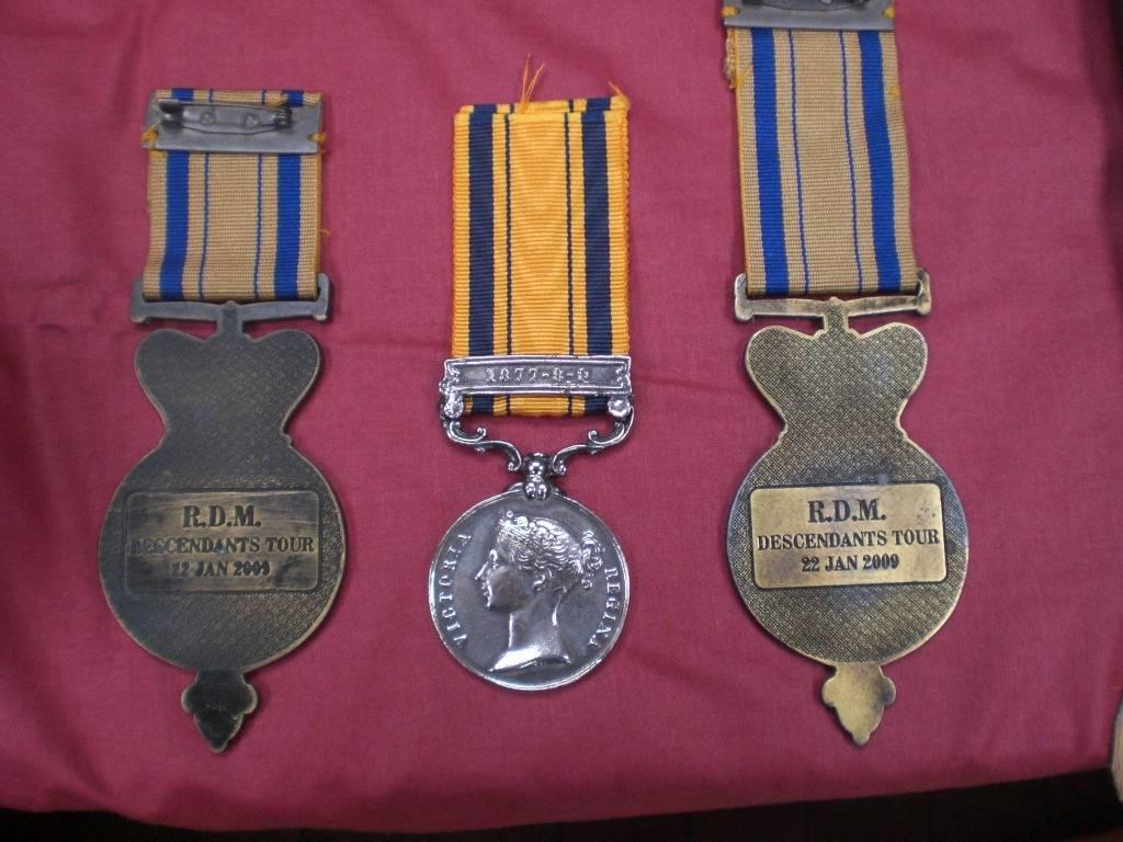 Re-dedication to Arthur Howard (Gunner Royal Artillery) 16th Sep 2012 9e43a7d4