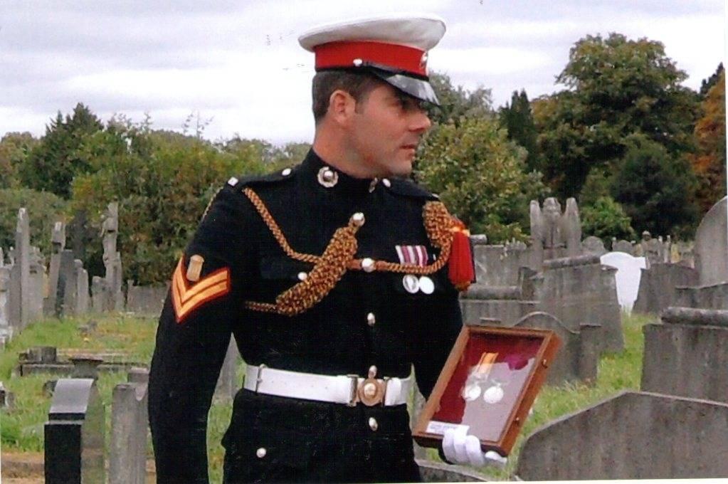 Re-dedication to Arthur Howard (Gunner Royal Artillery) 16th Sep 2012 Tim2_zps768fbd19
