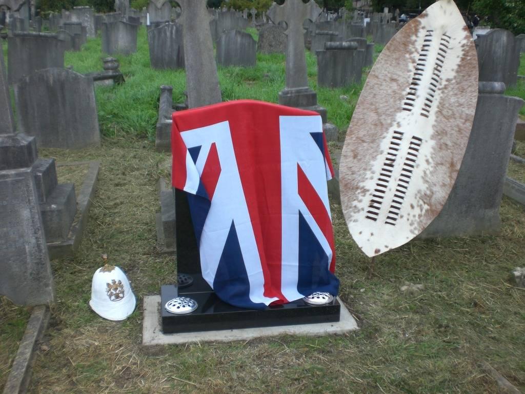Re-dedication to Arthur Howard (Gunner Royal Artillery) 16th Sep 2012 B54ed237