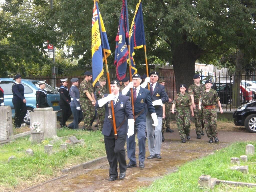 Re-dedication to Arthur Howard (Gunner Royal Artillery) 16th Sep 2012 D95fe82f