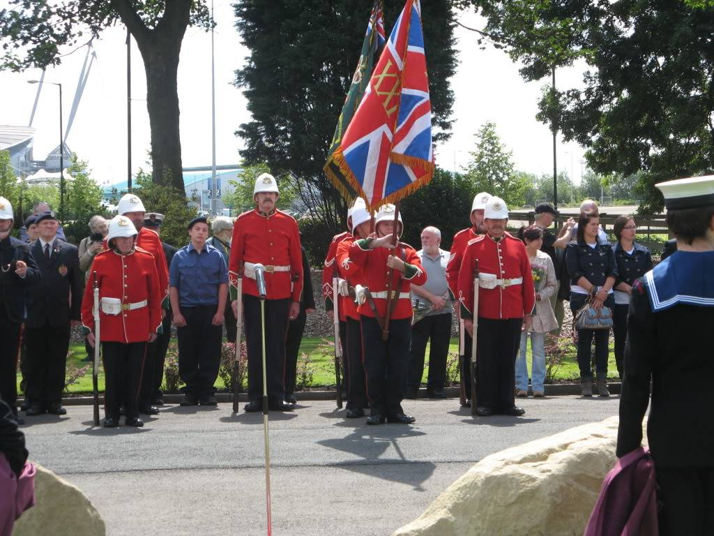 Philips Park Cemetery. 24th July 2011 Service or Re-Dedication of Plaques Commemorating. 0b9cda3f