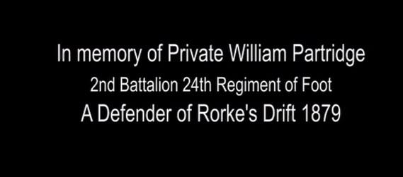 Im Memory Of William Partridge 21st September 2008 Capture1-41