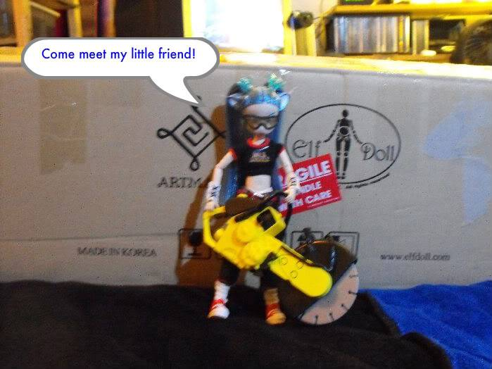 Return of the Box Opening (Deboxing Ariadne) (Doll nudity) Rotboxopening-004