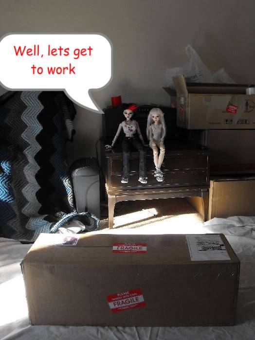 Houston we Haz Resin (Deboxing Tyran's Body) (Doll nudity) Firstresin-006