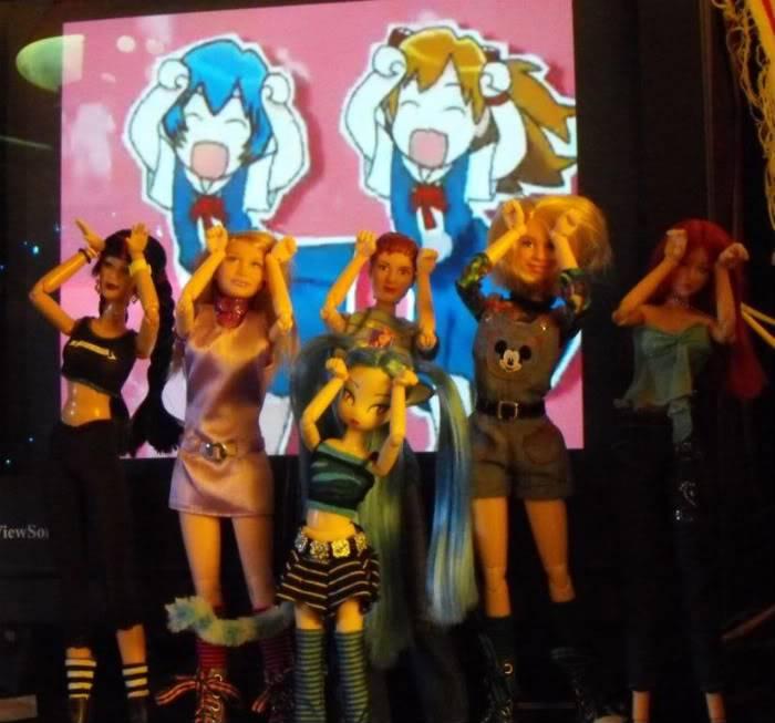Danse Revolution Cd007
