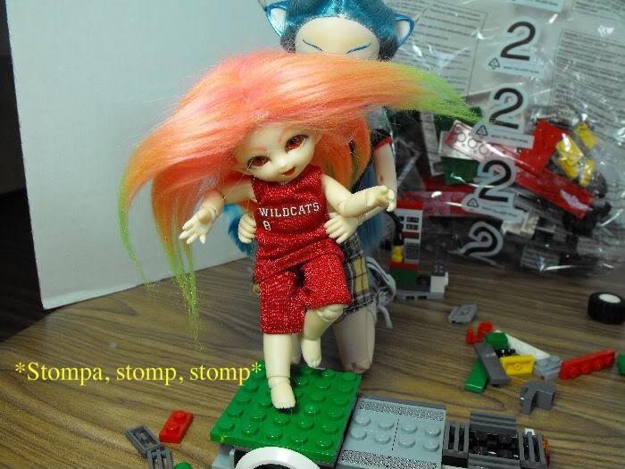 Kumi's Tails - Saturday Afternoon Legobuild01-005