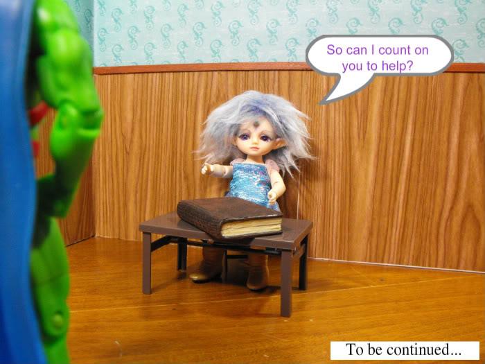 TINIES! Season 2, Episode 1 Tinies02-01-024