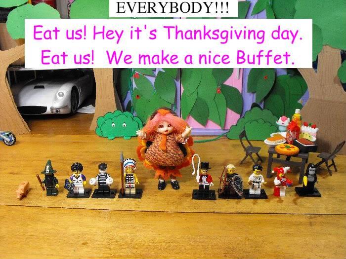 Rupert's Thanksgiving Greeting Turkey-010