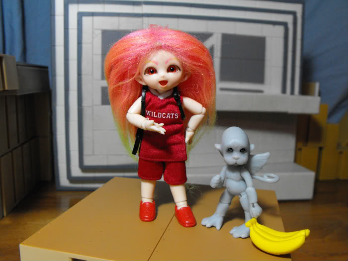International Play With Your Doll Day Play124