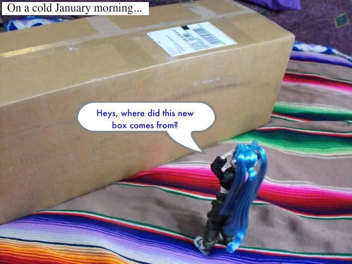 Kumi's Tails - The Delivery (Deboxing Enarra) (Doll nudity) Bxenarra-001