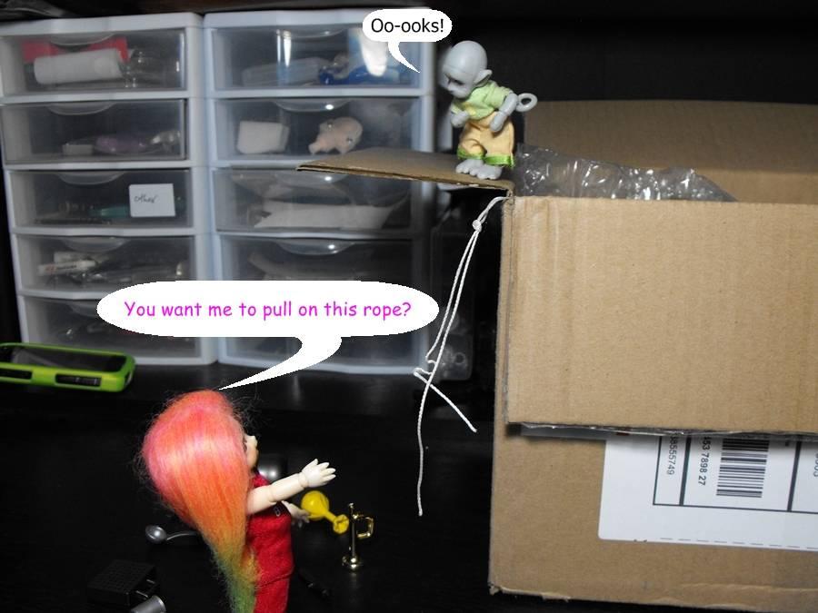 Surprise package Pmbx01-012