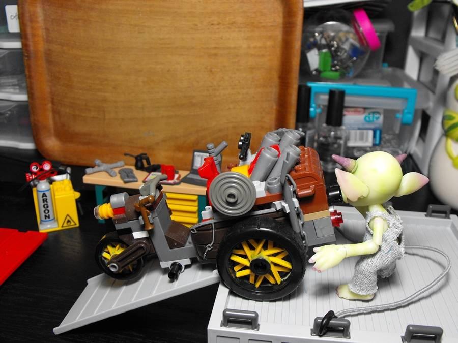 Teh Mechanic Mech01-008