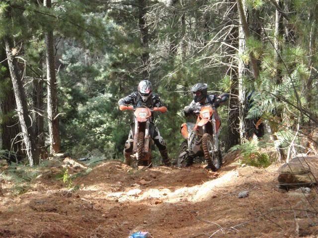 Aussie ride, Orange 2 day adventure P4180220Small