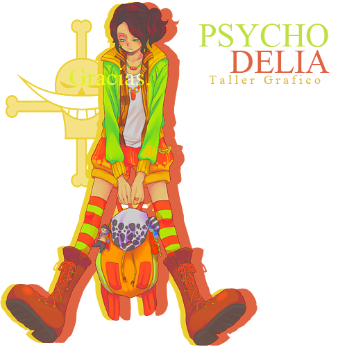 P S Y C H O D E L I A { De vacaciones } Phychodeliataller6