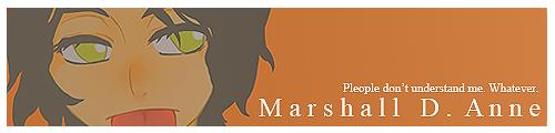 Marshall D. Anne Vanne