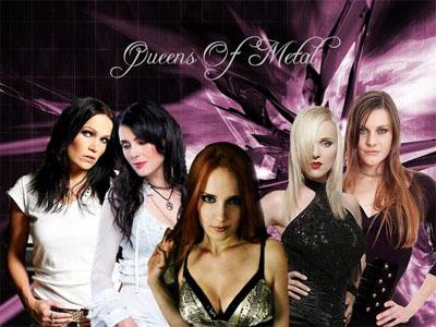 Tarja y amigos músicos Sharon-liv