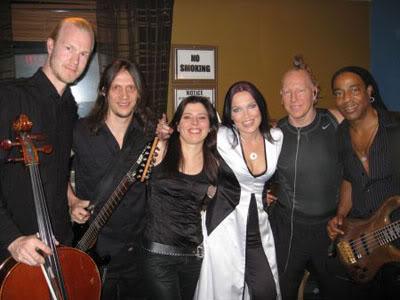 Tarja y amigos músicos Tarja--turunen-band