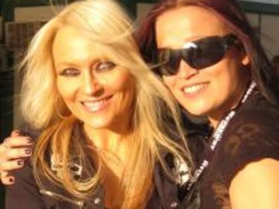 Tarja y amigos músicos Tarja-doro