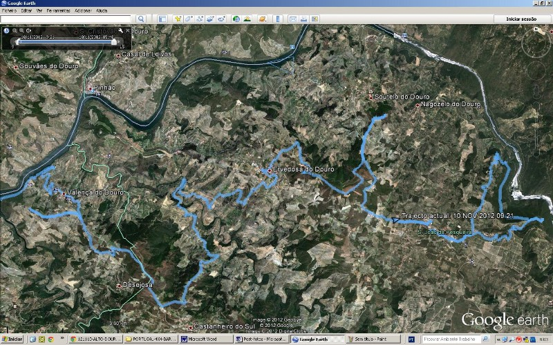 Alto Douro - 10 de Novembro de 2012 DSC01016