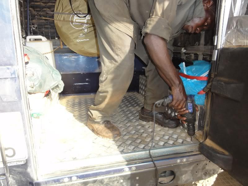 Memórias de África Central 2012 - 19Janeiro-02Fevereiro DSC01437