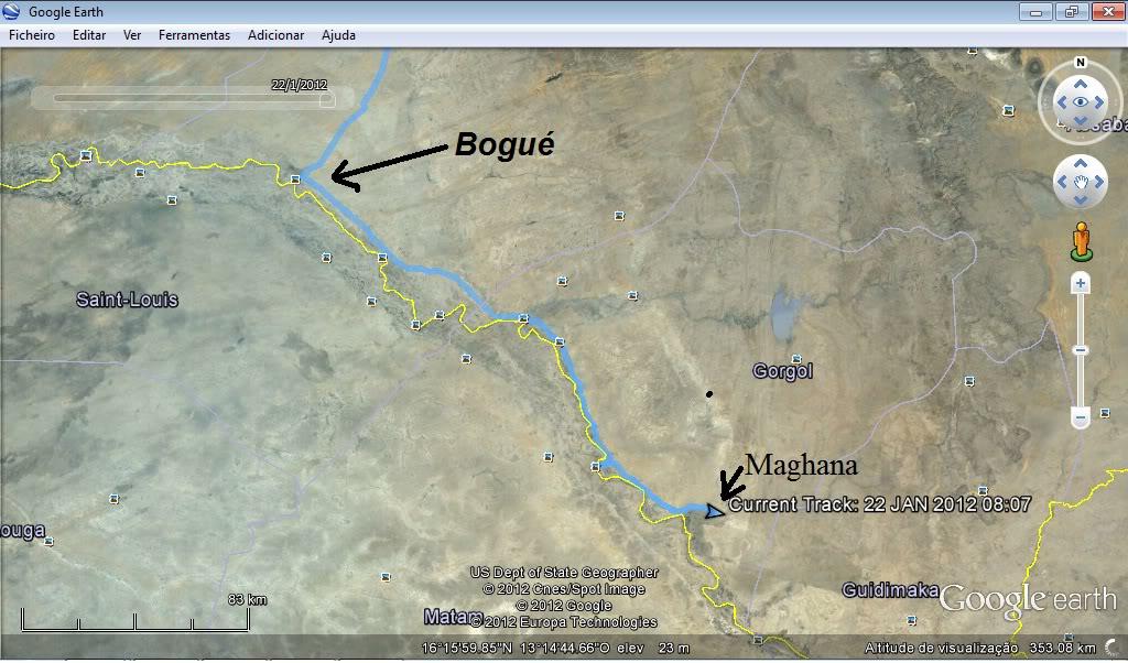 Memórias de África Central 2012 - 19Janeiro-02Fevereiro Gpx-120122