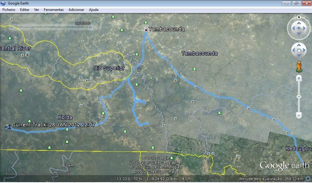 Memórias de África Central 2012 - 19Janeiro-02Fevereiro Gpx-120129