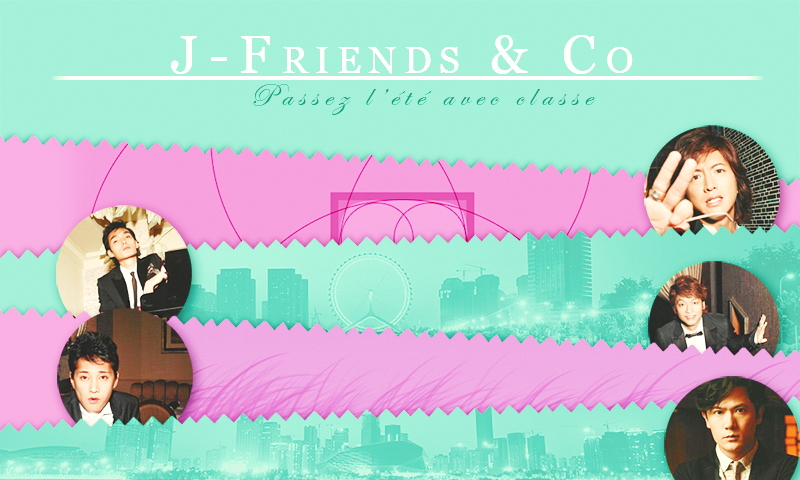 J-Friends & Co