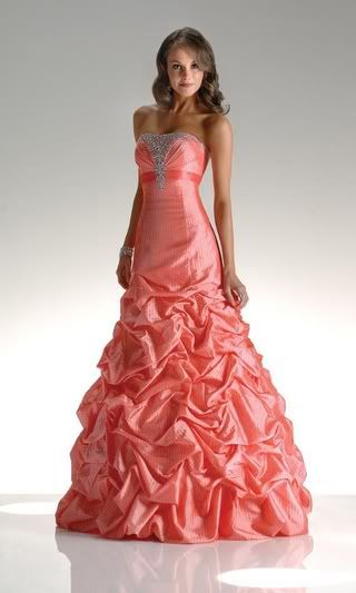 Revival Pink-ball-gown-pink-formal-gown-pea