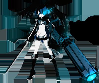 Hatsune Miku BlackRockShooter01-1