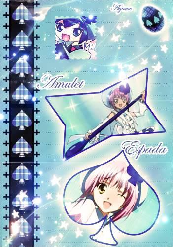 Imagenes de Amulet Spade ♠ Miki
