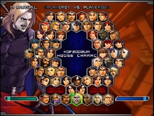 The King of Fighters 2002 Unlimited 83497kof2002um-500x375