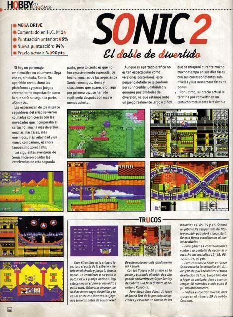 Sonic the Hedgehog 2 Megaman1z